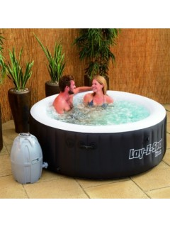 Spa Piscina  180X65Cm 800Lt 4 Pers Lay-Z Miami Bestway