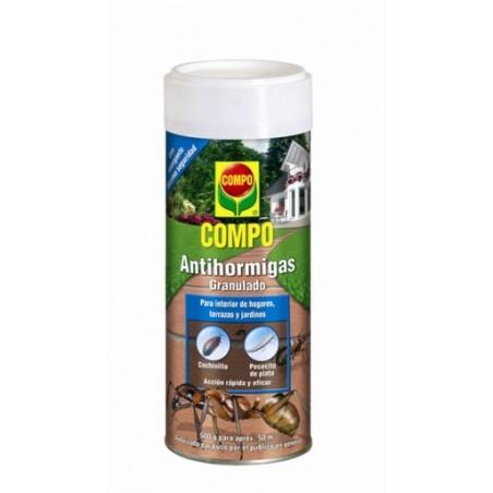 Insecticida Hormigas Granulado Talquera Compo 500 Gr