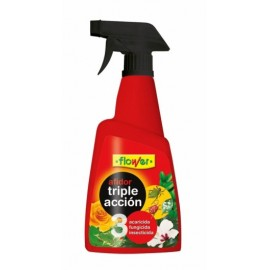 Insecticida Plantas Triple Accion Flower 1-30614 500 Ml
