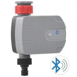 Temporizador digital de riego automático con salida única