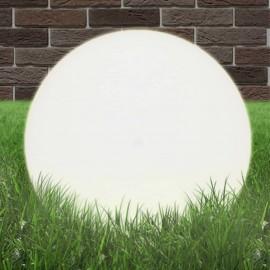 Lámparas de bola LED 2 unidades esféricas PMMA 50 cm