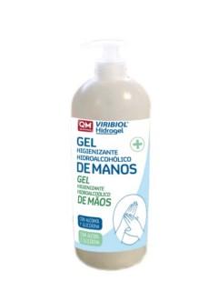 Gel Desinfectante 1Lt Hidroalcoholico Viribiol Dosif 5001220