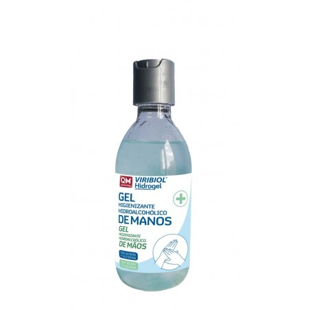 Gel Desinfectante 500Ml Hidroalcoholico Viribiol 5001223 1 U