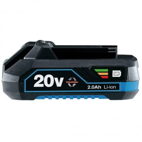 Draper Tools Batería para intercambio de potencia Storm Force 2Ah 20V