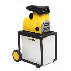 Triturador-Bio Mad 2800W Elect Garland Ama/Ne Chipper 355 Le