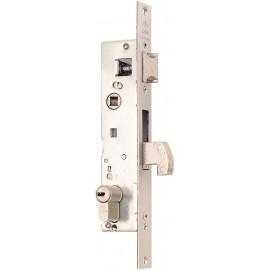 Cerradura Embutir 25X25Mm Pic/Gan Cisa Ac.Cin./Ac.Inox Niq