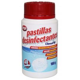 Lejia Desinfeccion 160Gr En Pastillas Pqs 732028 160 Gr