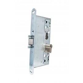 Cerradura Embutir Carpinteria Metalica. Sin Bombillo Tesa Inox Cf50 Cf50Ngtr9Ice