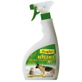 Ahuyentador MascotasQuim Flower Pet Garden 1-40559 750 Ml