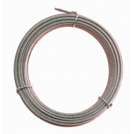 Cable Industrial 7X7+0 1Mm Cursol Ac Galv 12005012 100 Mt