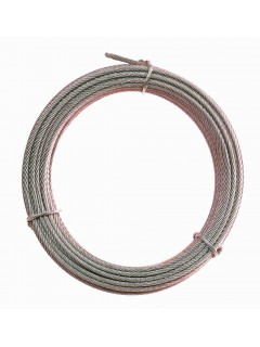 Cable Industrial 7X7+0 1,5Mm Cursol Ac Galv 12007012 100 Mt