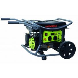 Generador Gasolina Motor Pramac Ohv 230V 50Hz C/Rda Gr/Ver Wx320