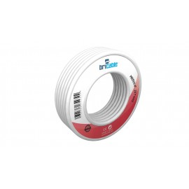 Cable Electrico Plano Mang H03Vvh2-F Bricable Bl 10 Mt