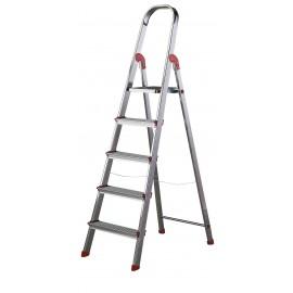 Escalera Domestica 1,01Mt Tijera Rolser Alu Ro Unica Uni003
