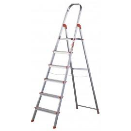 Escalera Domestica 1,22Mt Tijera Rolser Alu Ro Unica Uni004