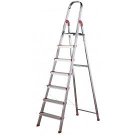 Escalera Domestica 1,43Mt Tijera Rolser Alu Ro Unica Uni005