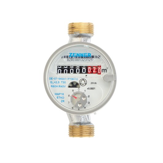 Contador Agua Fria Zener ETKD-M 115 1/2