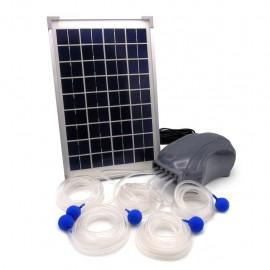 Ubbink Bomba exterior de aireación Air Solar 600 1351375