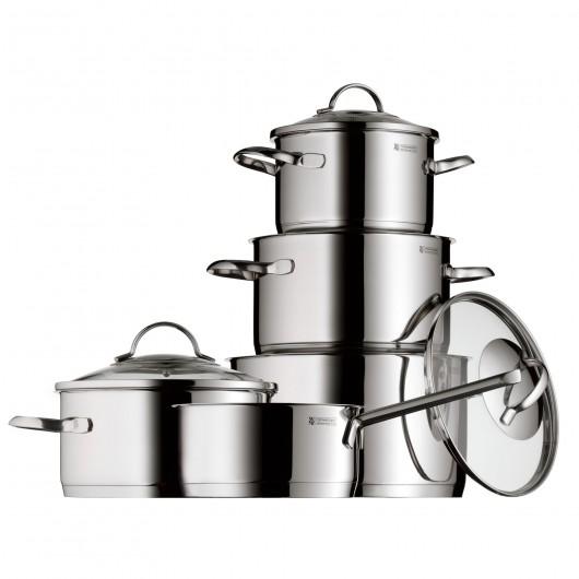 Bateria Cocina 5Pz Inox Provence Plus Wmf 5 Pz
