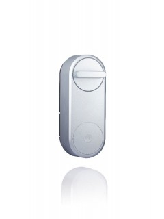 Cerradura Electronica Intel. Yale Aleac/Acero Pla Linus Smar