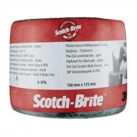 Estropajo Limp 150Mmx115Mm Alu Rollo Scotch-Brite