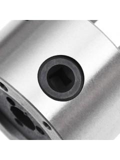 Mandril de torno autocentrante de 3 mordazas 100 mm acero