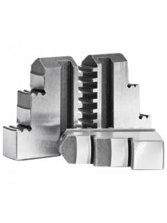 Mandril de torno autocentrante de 3 mordazas 125 mm acero