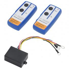 Control remoto inalámbrico para cabrestante 2 uds. con receptor