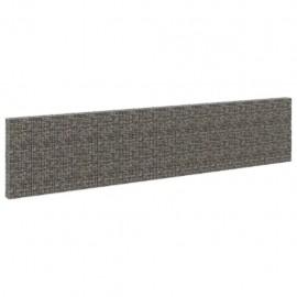 Muro de gaviones con cubiertas acero galvanizado 900x30x200 cm