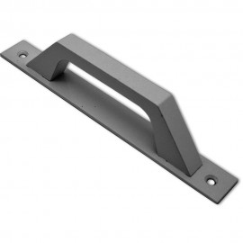 Asa Carpinteria Metalica 6804 Plata Placa Recta
