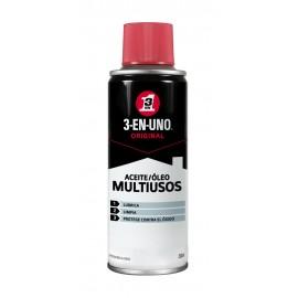 Aceite Lubricante Multiusos Spray 3-En-Uno 200 Ml