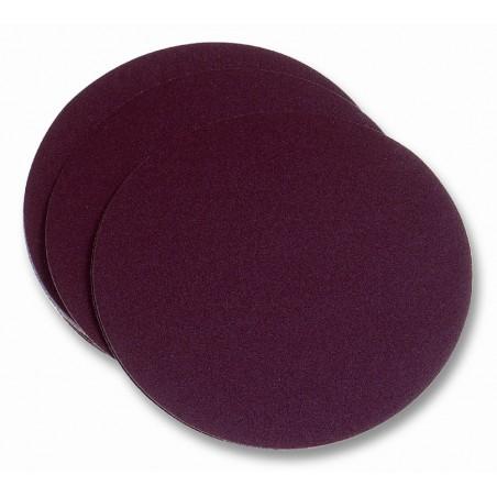 Disco Lija Papel Perforado  Velcro 115 Mm Para Lijadora  Grano 40 Pg Maxi 10 P