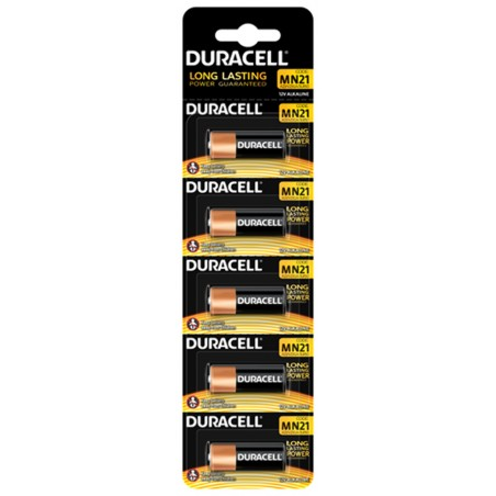 Pila Alcalina Mn21 Duracell 5000394034037 5 Pz