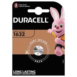 Pila Boton 1632 Duracell 5000394007420 1 Pz