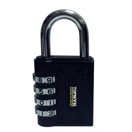 Candado Seguridad 79X40X16Mm Combinacion Programable Ne Nivel 0