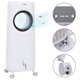Humidificador enfriador de aire móvil 2 en 1 80 W