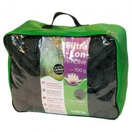 Velda Material filtrante de estanques Filtra-Lon Hi-Active 700 g negro
