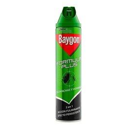Insecticida Cucarachas/Hormigas Conc. Baygon 600 Ml