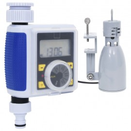 Temporizador de agua digital salida única y sensor de humedad