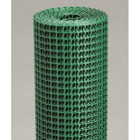 Tela Cuadrada C10 1X25 Verde