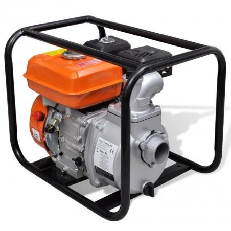 Motor de gasolina bomba de agua 50 mm conexión 5,5 HP