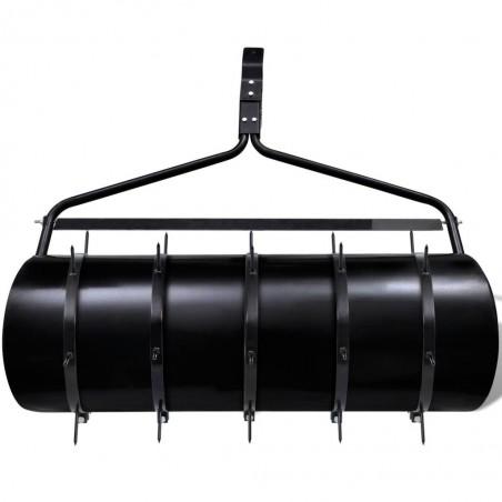 Aireador de césped de rodillo con púas, 5 unidades