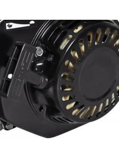 6,5 HP 4,8 kW Motor de gasolina, Negro