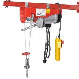 Polipasto eléctrico 500 W 100/200 kg