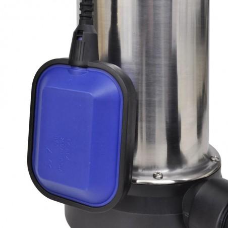Bomba sumergible de agua sucia 750 W 12500 L /h