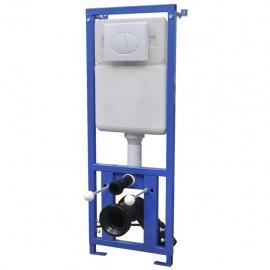 Cisterna alta oculta 11 L 41x14x (110-125) cm