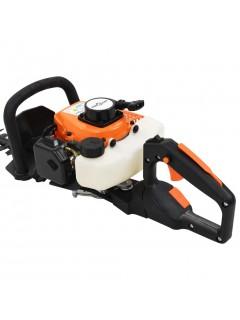 Cortasetos de gasolina 722 mm naranja y negro