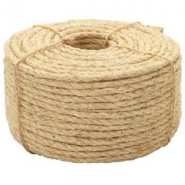 Cuerda 100% sisal 8 mm 100 m