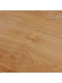 Banco de recibidor de madera de teca maciza 90x30x40 cm