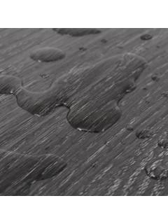 Lama para suelo de PVC 5,26 m² 2 mm negro y blanco